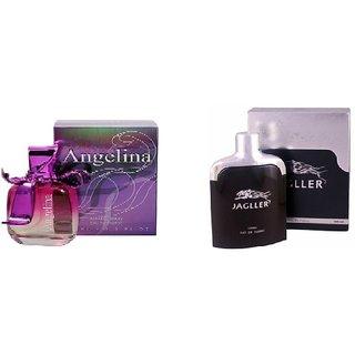 Ramco Angelina and Jagller Perfume 100ML+100ML