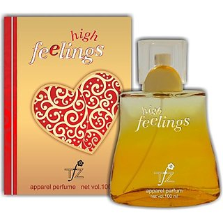 TFZ Signature Exotic High Feeling Perfume 100ML