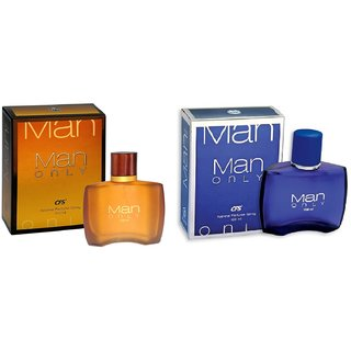 CFS Exotic Man Only Blue and Gold Combo Perfume 200ML