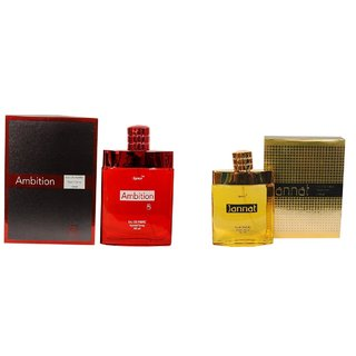 Ramco Exotic Ambition and Jannat Combo Perfume 100ML+100ML