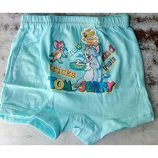 12 Pec. Oil Paints Coloured Bloomers For Kids