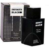 Hey You Infinity Black Eau De Toilette - 75 Ml (For Men)  (For Men, Boys)