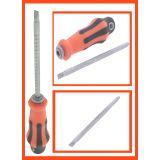 "2- Way Screwdriver 3""-5"" (75mm-125mm) Chrome Vanadium Steel Material"