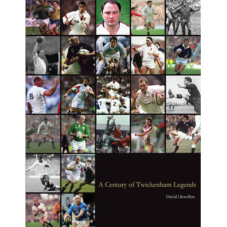 A Century of Twickenham Legends