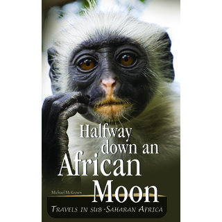 Halfway Down an African Moon