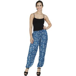 Pietra Sky Blue colored Harem Pants