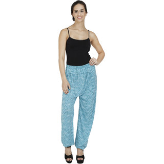 Pietra Sky Blue colored Harem Pants