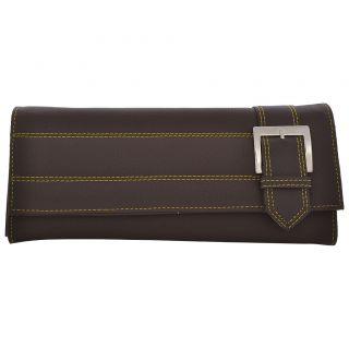 Cuddle Women's Wallet-Dark Brown