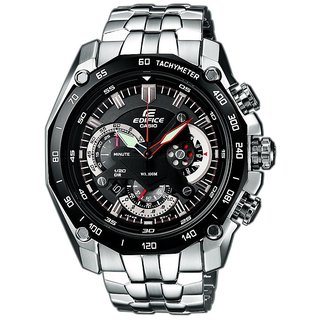 Imported Casio Edifice Ef-550D-1A1Vdf (Ed390) Men's Watch