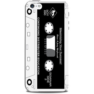 Mikzy Classic Cassette Printed Designer Back Cover Case for Iphone 5/5S