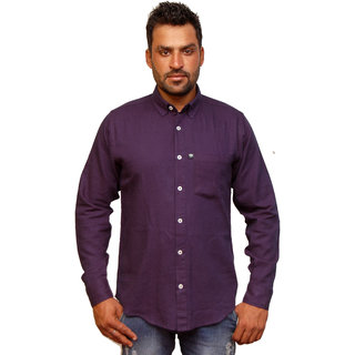 Branded Designer 100 Genuine Shirts Size-Medium