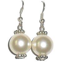 Beadworks Fashion Drop Immitation Pearl Earrings (Option 2)