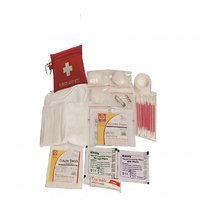 TRAVEL FIRST AID  KIT SMALL - POUCH - 23 COMPONENTS SJF T1 - ST JOHNS FIRST AID