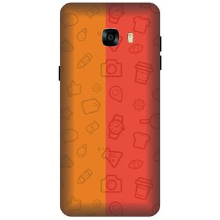 A marc inc. Back Cover for Samsung Galaxy J5 SKU-10048-CSN17AN10649