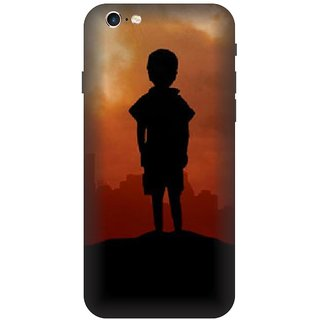 A Marc Inc. Back Cover for Apple iPhone 6s SKU-10018-CSN18AN11219