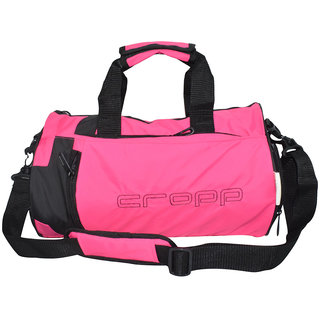 Cropp Trendy Gym Bag, Dark Pink