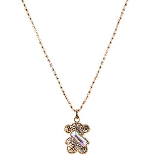 The99Jewel Gold Plated Toy Shape Chain Pendant - AAB0389