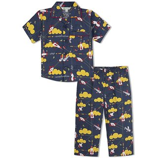 GreenApple Fly High Boys Nightsuit
