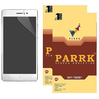 PARRK Matte Screen Guard for Oppo R1 R829T FB Pack of 2
