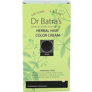 Dr Batras Herbal Hair Color Cream, 130ml