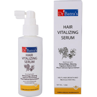 Dr Batra Hair Vitalizing Serum  (125 ml)