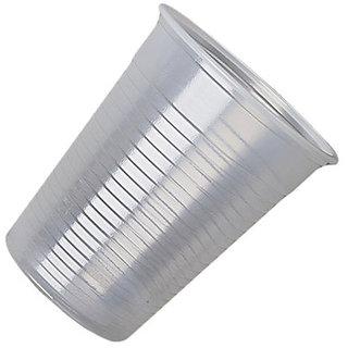 Plastic Disposable Glass set 50