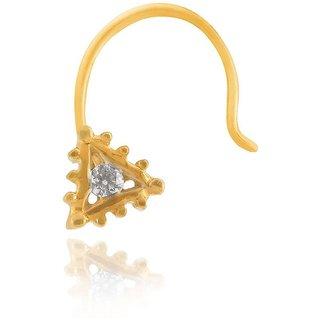 Beautiful diamond nosepin by Shuddhi