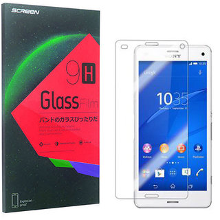 Sony Xperia Z1 Dual Tempered Glass Screen Guard By Aspir