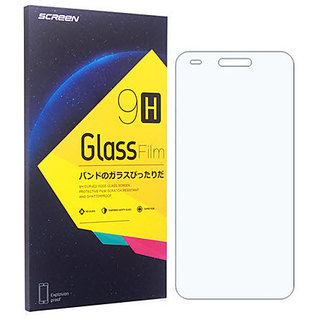 Lyf Flame 5 Tempered Glass Screen Guard By Aspir