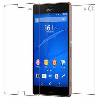 Sony Xperia Z1 Dual Tempered Glass Screen Guard By Aspir