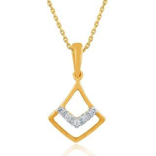 Beautiful diamond pendant by Asmi