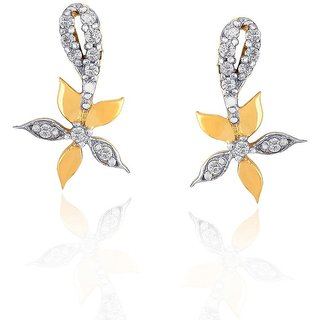 Beautiful diamond Earring by Sangini