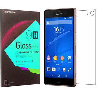 Sony Xperia Z Tempered Glass Screen Guard By Aspir
