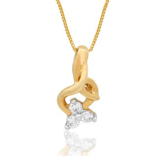 Beautiful diamond pendant by Maya Diamond