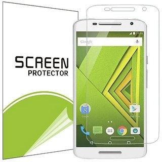 Motorola Moto E (3rd gen) Tempered Glass Screen Guard By Aspir