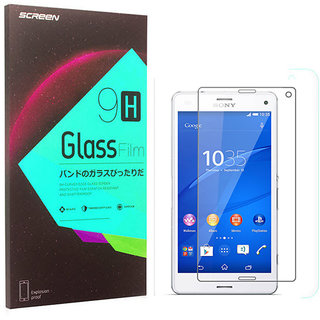 Sony Xperia C Dual Tempered Glass Screen Guard By Aspir