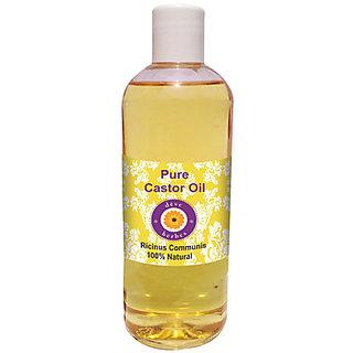 Pure Castor Oil 200ml (Ricinus communis)
