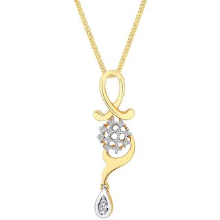 Beautiful diamond pendant by Sangini