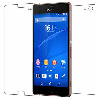 Sony Xperia M4 Tempered Glass Screen Guard By Aspir