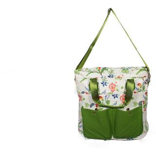 BagsHub White Weekend Bag (B0472-0000400053-V004)
