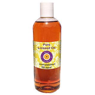 Pure Linseed Oil 200ml (Linum usitatissimum)