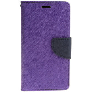 Aspir Flip Cover For Lyf Wind 12