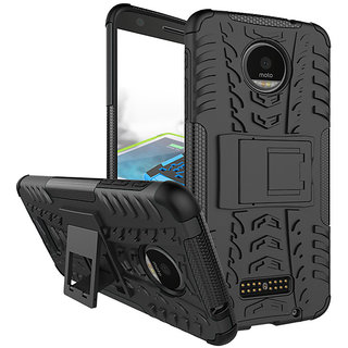 Aspir Back Cover For Moto Z Play