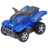 Slick Pull and Push Car ruck rider ( Blue, Yellow, Red)