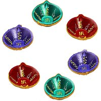 Diwali Diya Gift For Diwali Set Of 25 Candle - 98869265