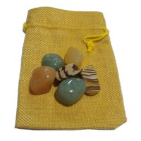Home Selling Crystal Bag - Reiki, Fengshui, Chakra, Crystal Healing Product