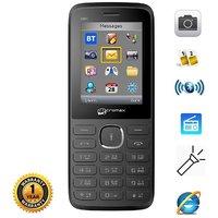 Micromax X610 Dual Sim GSM Multimedica Camera Mobile Phone