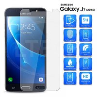 Screen Protector For Samsung J7 / Tampered Glass For Samsung J7 / Screen Guard For Samsung J7