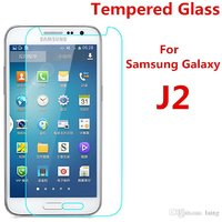 Tampered Glass For Samsung Galaxy J2 / Screen Protector For Samsung J2