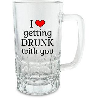 Giftcart-Getting Drunk With You Mug